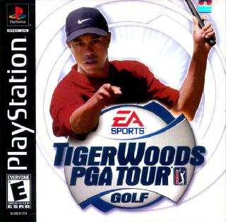 Screenshot Thumbnail / Media File 1 for Tiger Woods PGA Tour Golf [U]